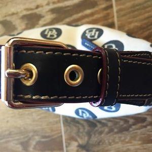 Dooney & Bourke Bags - 👜DOONEY & BOURKE Polka Dot Small Bucket Purse 👜